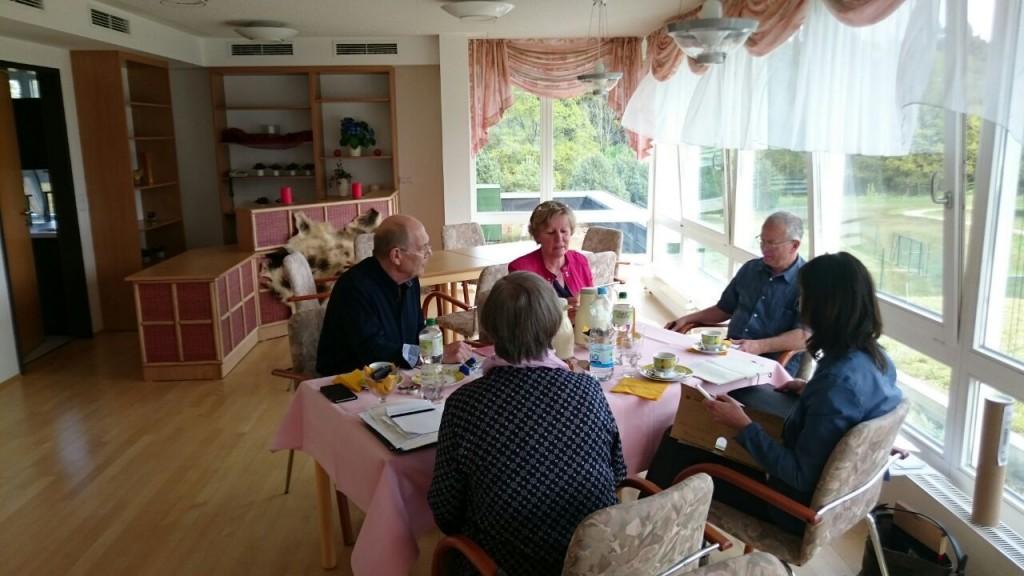 Vorstand der Alzheimer Gesellschaft